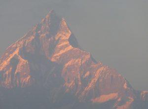 Machapuchare Népal