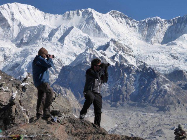 Trekking Népal Everest