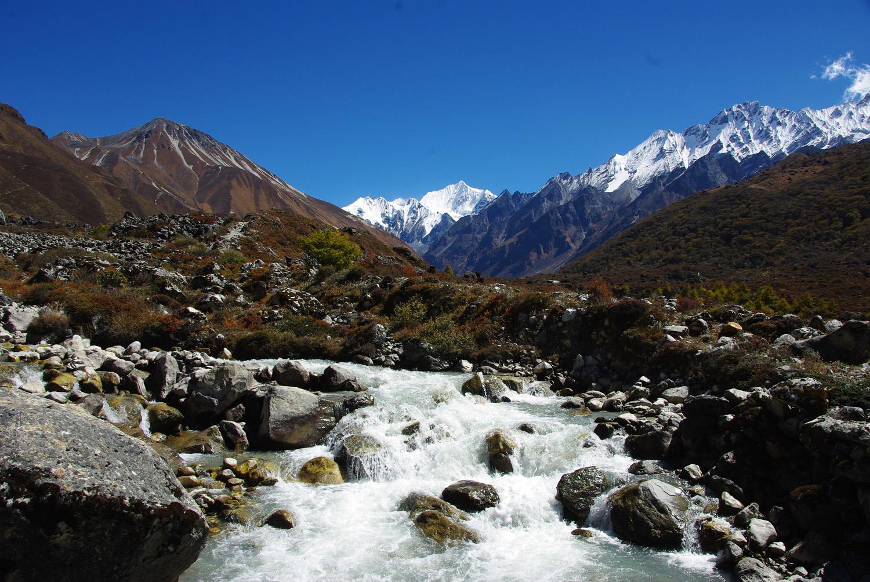 Trekking Népal Langtang