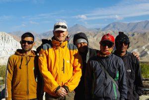 Trekking Népal Mustang