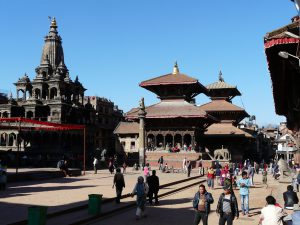 Trekking Nepal Durbar square Patan